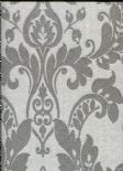 Marcia Wallpaper Clara Charcoal 35391 By Holden Decor For Options